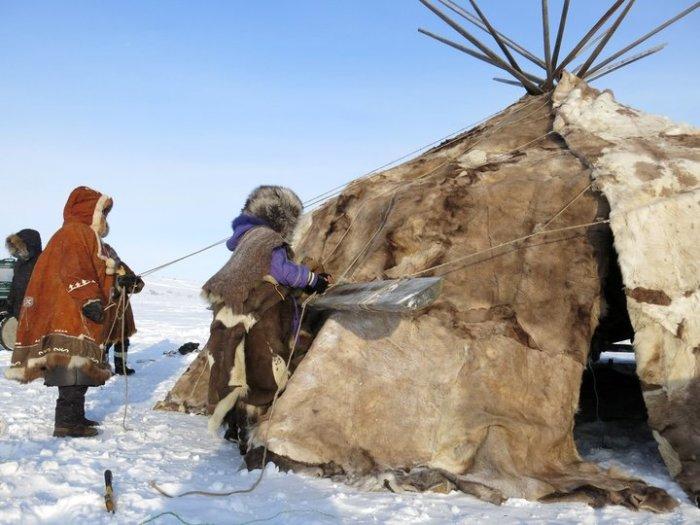 вариант фото и жизнь людей крайнего севера как