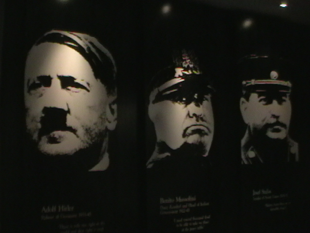 how were mussolini stalin and hitler s rise to power similar