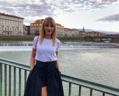 Леся Никитюк похвасталась модным нарядом