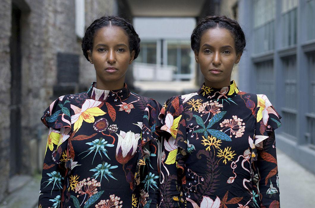 Фотопроект о близнецах