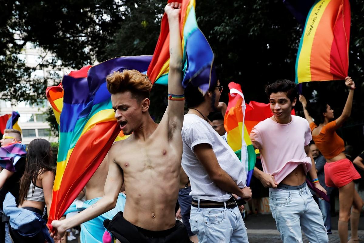 Бразилия гей