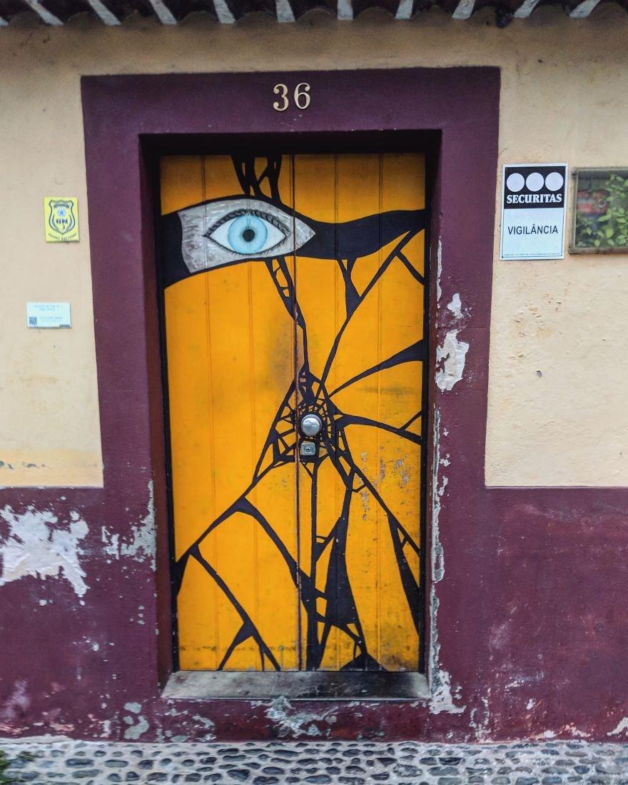 воплощения как раскрасить дверь фото пожалуй, сказал мальчик