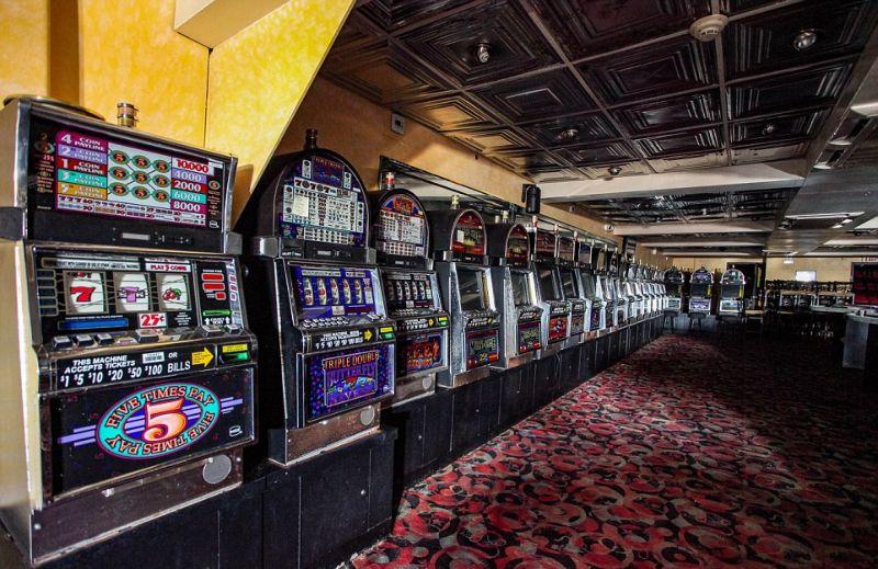 как снимали казино рояль