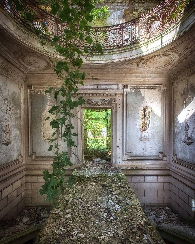 красота заброшенных мест фото выборе действительно