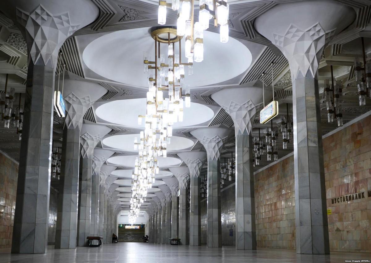 Таинственная подземка Ташкента. ФОТО