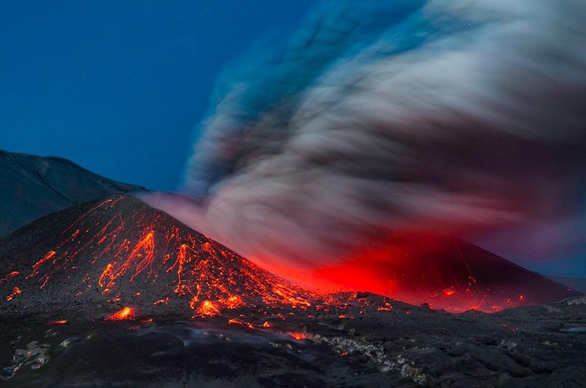 убирайте старое красивые вулканы мира фото видели
