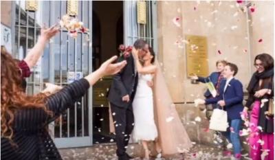 Известная украинская певица в третий раз вышла замуж