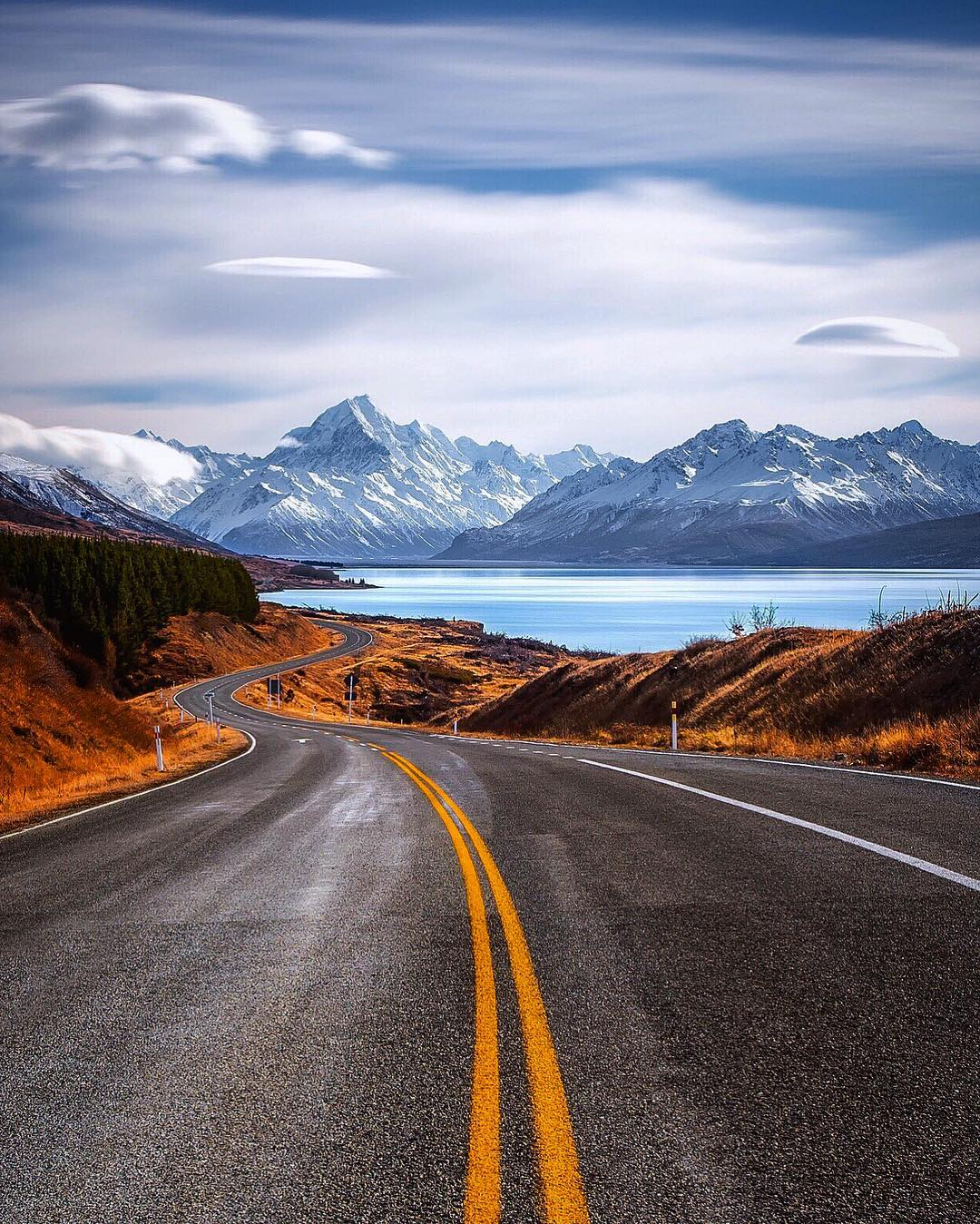 природой красивые картинками с дорогами каждым