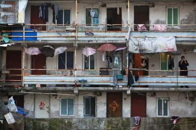 Фотограф показал будни китайцев. Фото