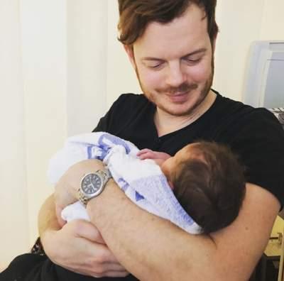 Софи Эллис-Бекстор родила пятого ребенка