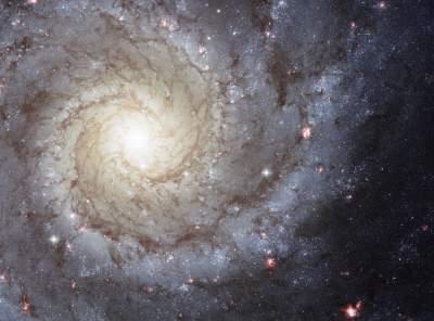 Лучшие снимки, сделанные телескопом Хаббл в 2018 году. Фото