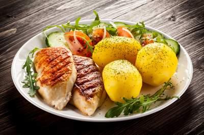 можно ли есть картошку запеченную при похудении