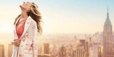 Сара Джессика Паркер снялась в рекламе белья