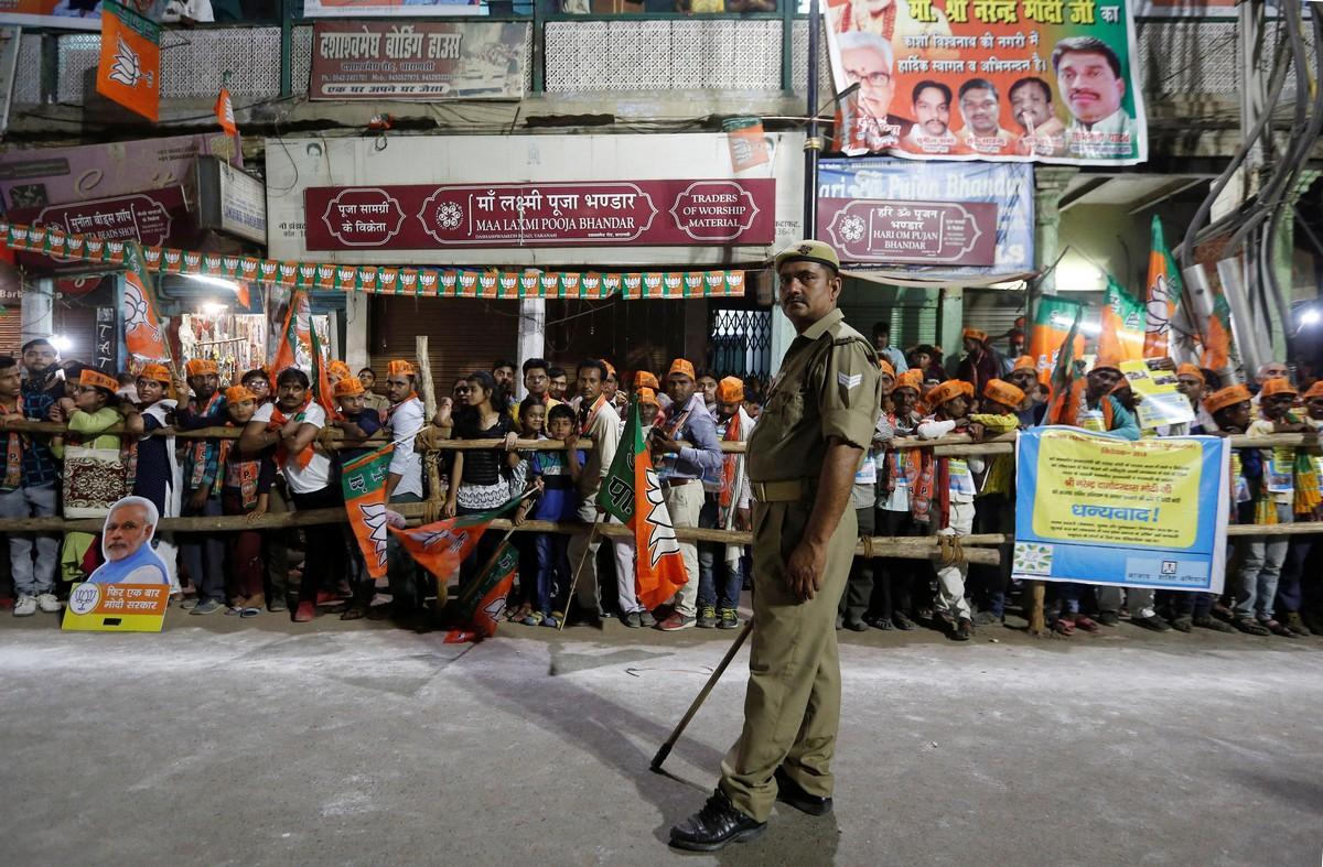 Новые снимки повседневной жизни в Индии. ФОТО