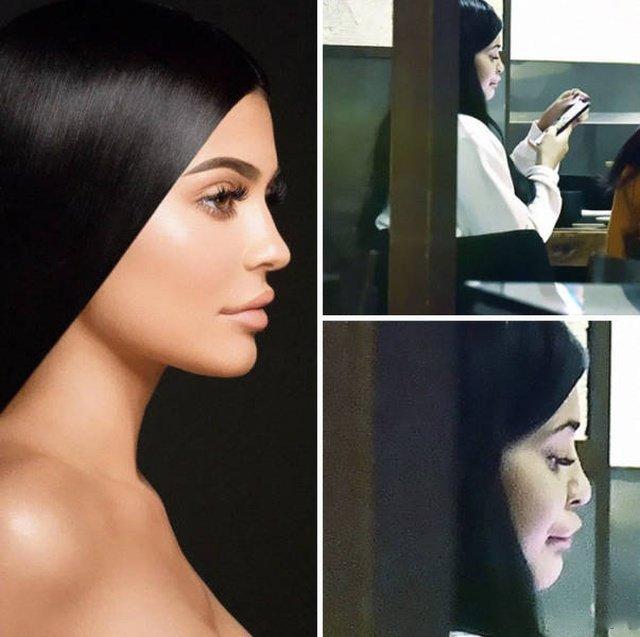 Что скрыто за макияжем и фильтрами в Instagram