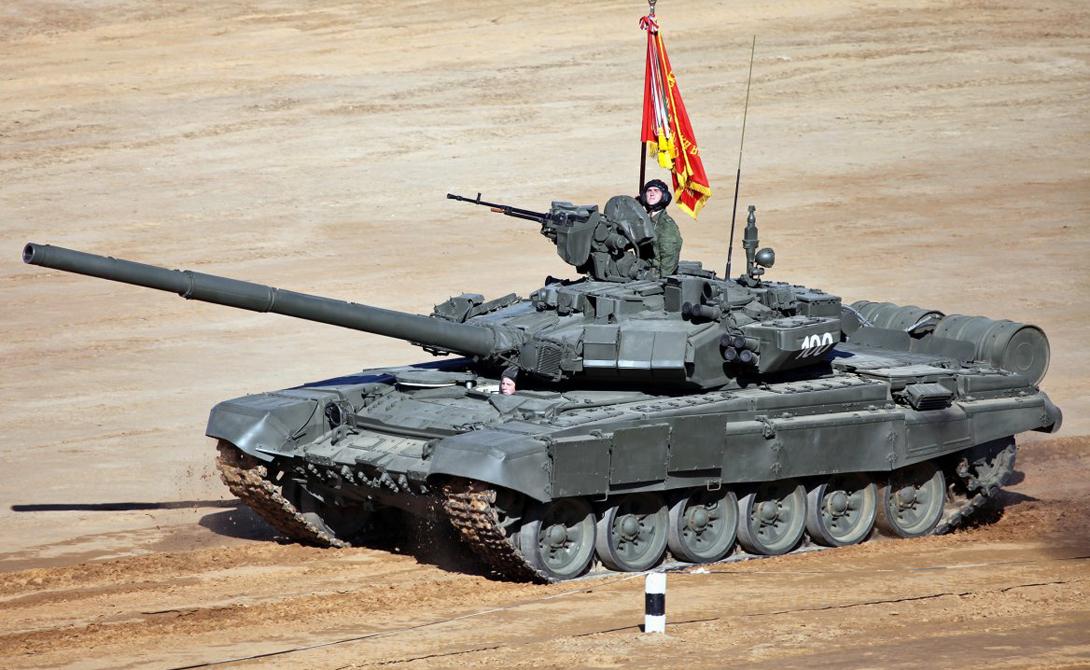 Все танки российской федерации