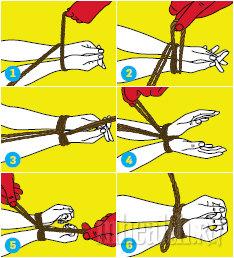 как связать девушку веревкой инструкция - фото 7