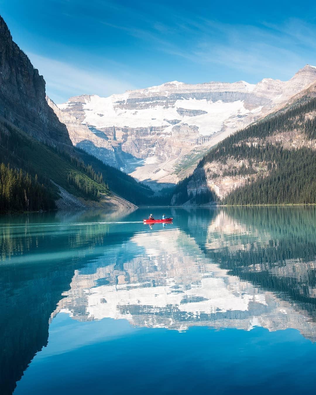 Городские и природные пейзажи Канады от Аргена Элези