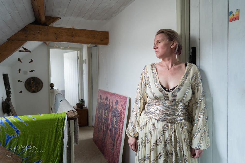 11 фотографов провели фотосессии с одним и тем же платьем. Но какие разные образы получились! ФОТО