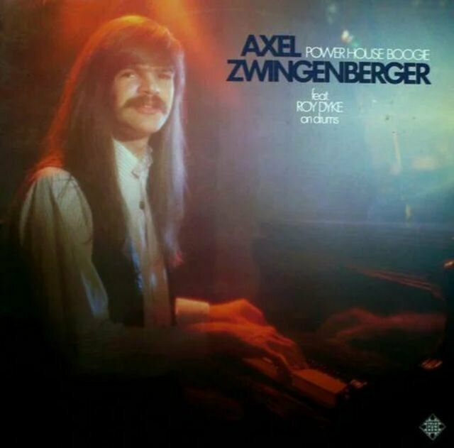 Axel Zwingenberger – Power House Boogie (1980) музыкальные обложки, обложки, обложки альбомов, обложки виниловых пластинок, ретро, старые, старые пластинки, странное