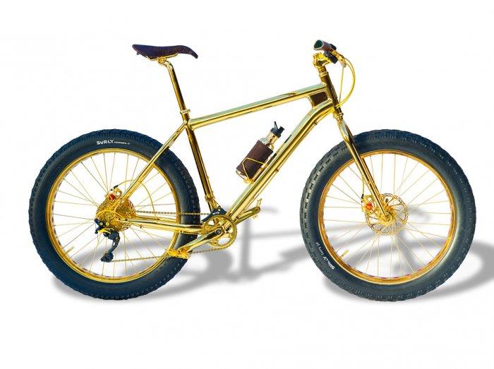 Самый дорогой велосипед в мире за миллион долларов