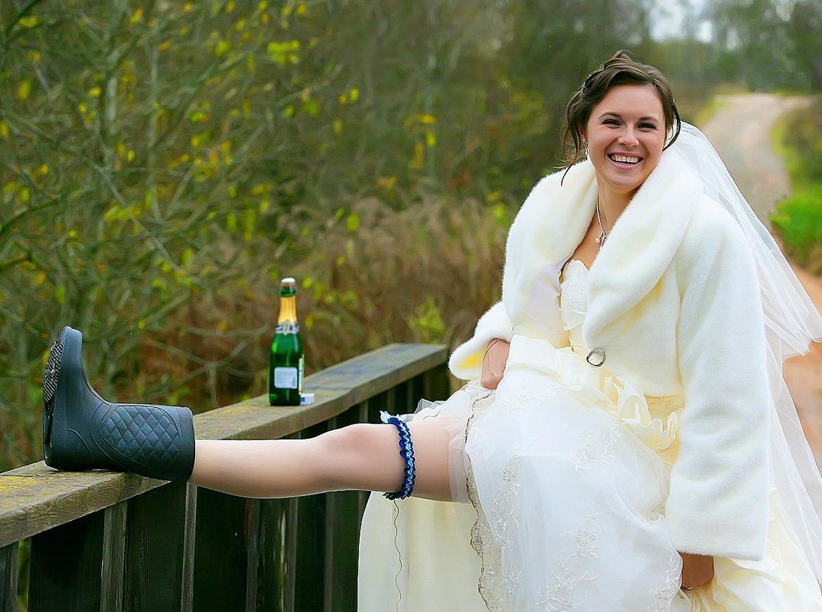 фото самых пьяных невест эту сучку