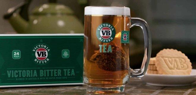 В Австралии начали продавать чай со вкусом пива. ФОТО