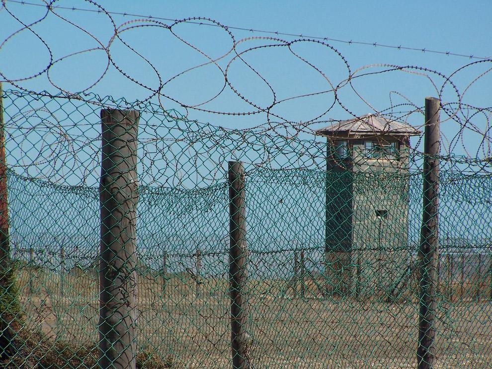 Тюрьма на острове Роббен, ЮАР