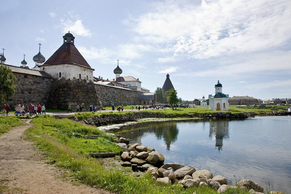 Соловецкие острова, Россия