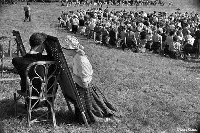 Near Chartres, 1953