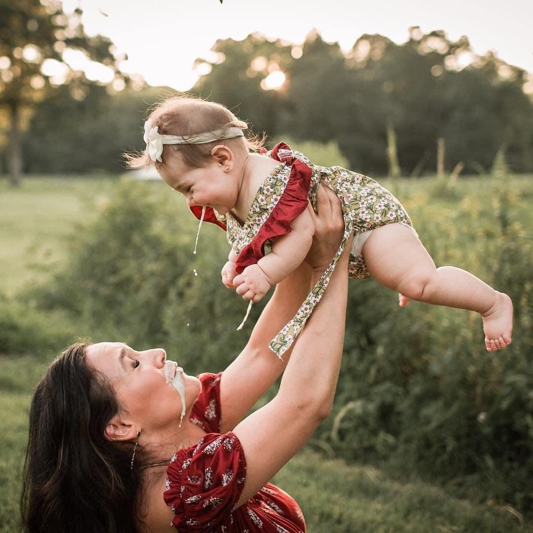 Молодые мамы с юмором показали, как им живется. ФОТО