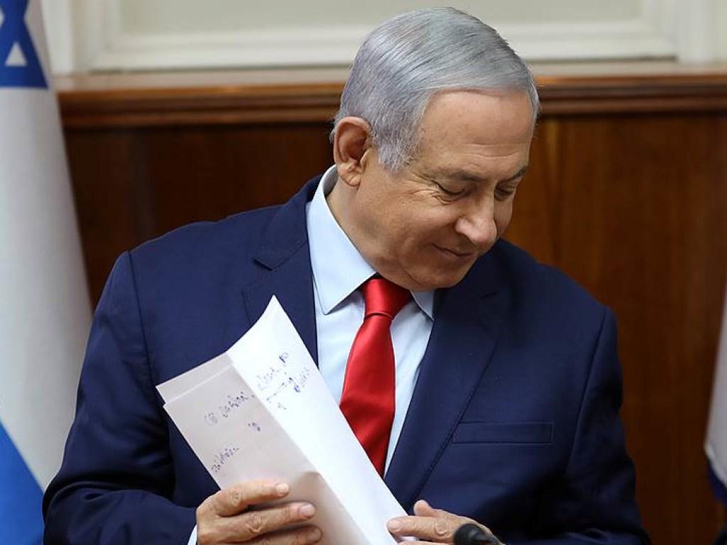 Нетаньяху случайно назвал британского премьера Борисом Ельциным