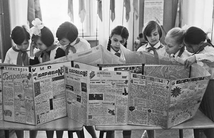 Что заменяло людям интернет в СССР
