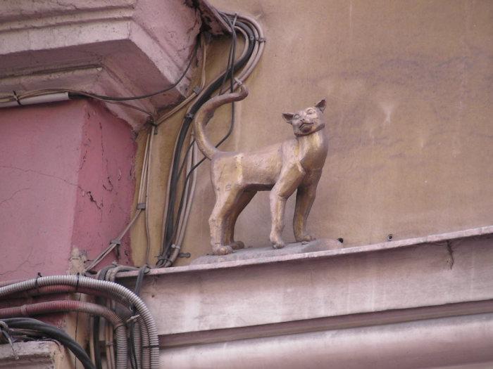 Здания в Санкт-Петербурге, которые могут исполнять желания