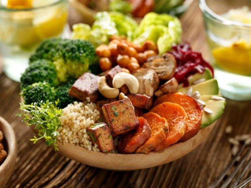 Вегетарианская Диета 5. Диета №5...