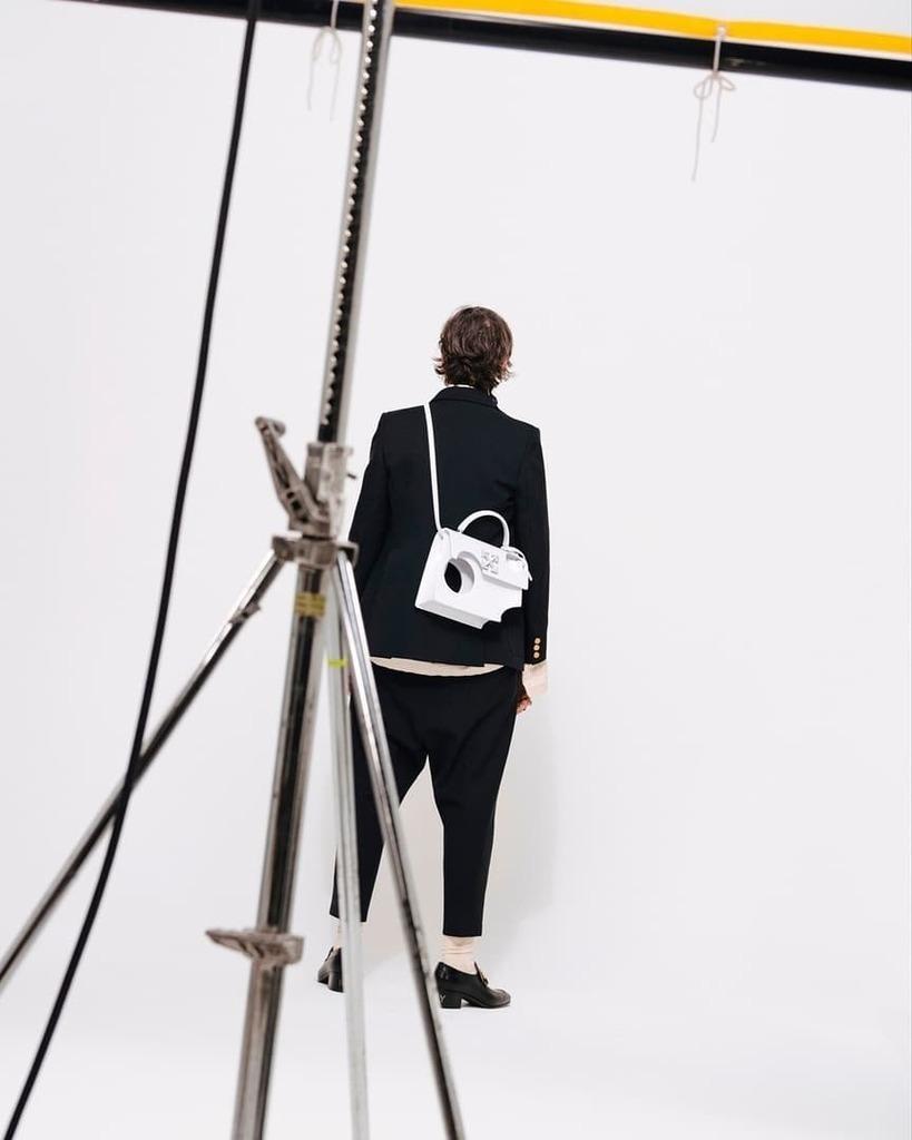 Off-White – новый тренд на сумки
