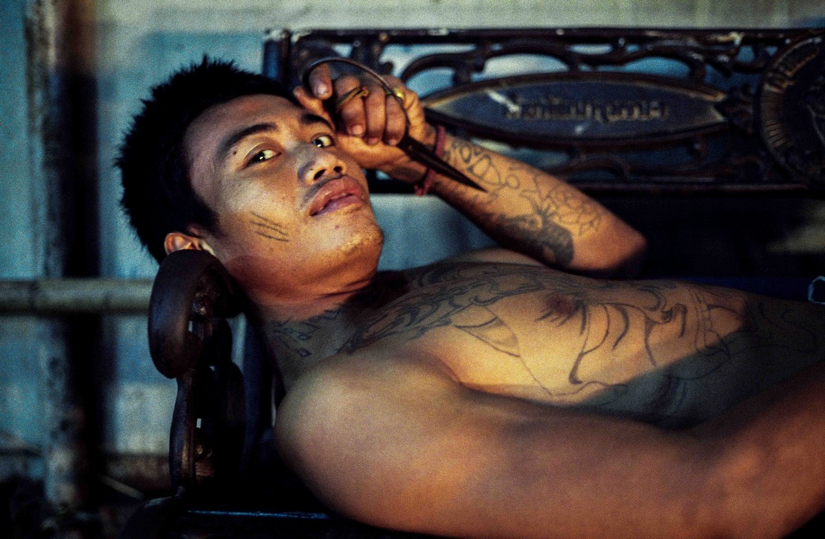 Жители трущоб Бангкока на снимках Сэма Грегга