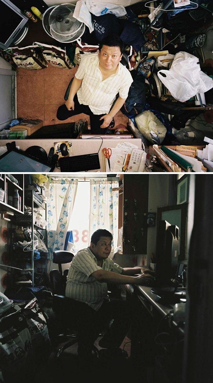 Фотограф показал в каких условиях живут небогатые в Кореи. ФОТО