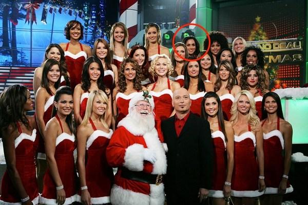 Сеть озадачили пикантные снимки Меган Маркл в стиле Санта-Клауса. ФОТО