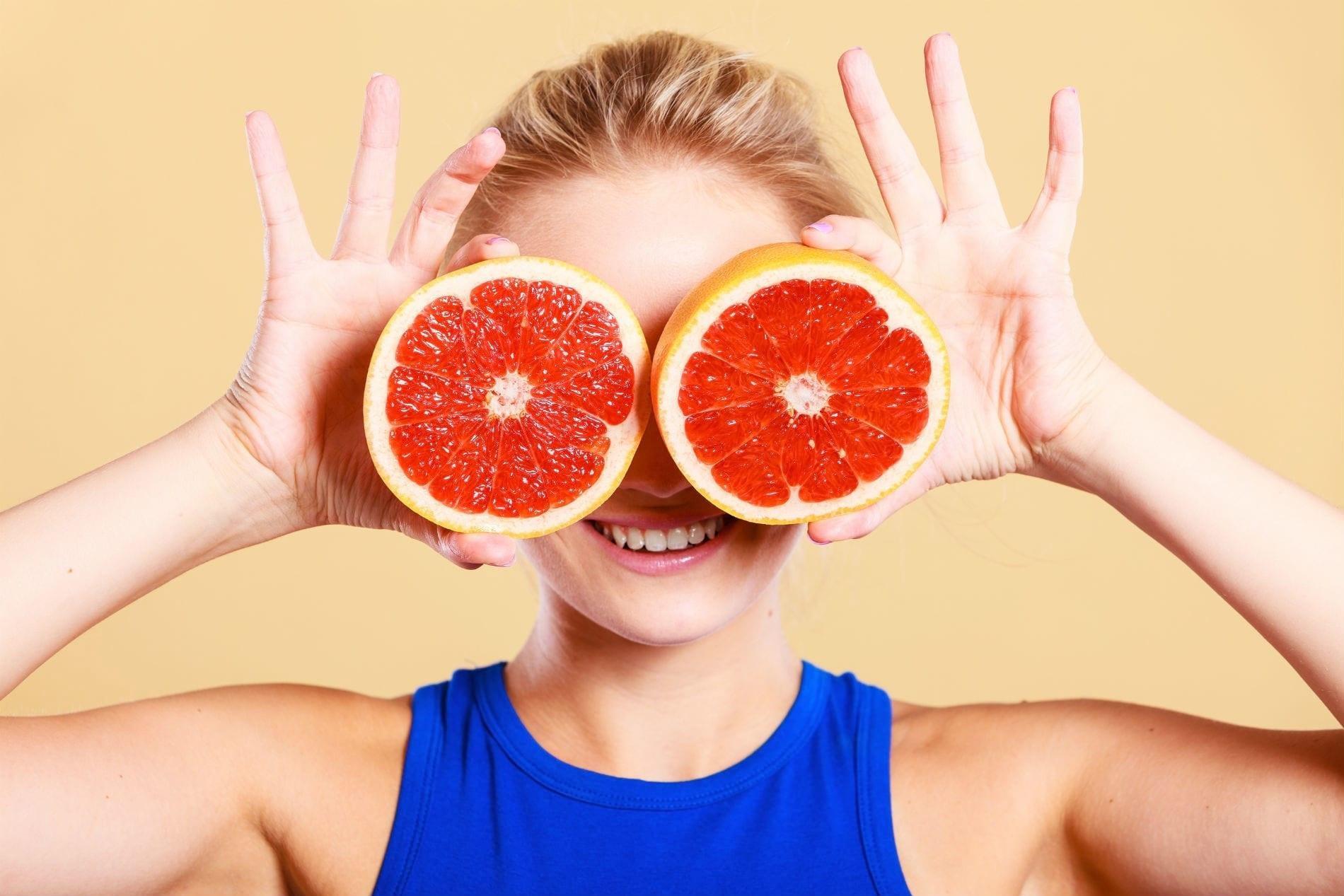 Для чего полезны грейпфрутовая диета