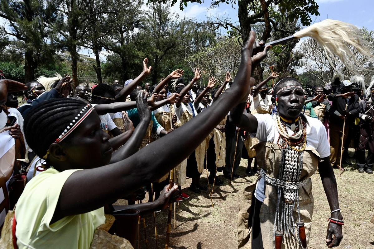 просто провёл, жизнь в африке в картинках знакомится христианами принимает
