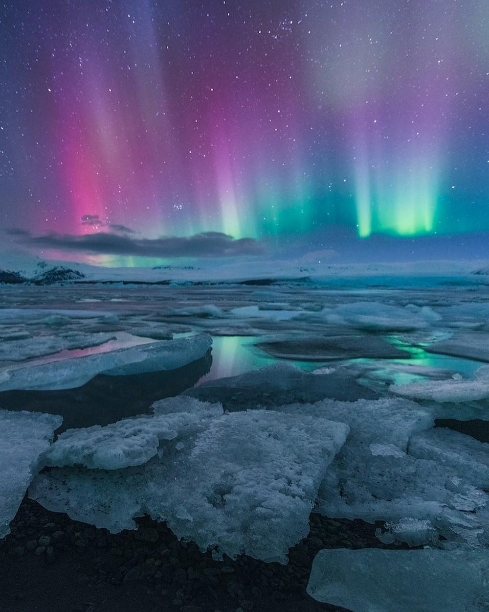полярная ночь в антарктиде фото любой дворцовой причудой