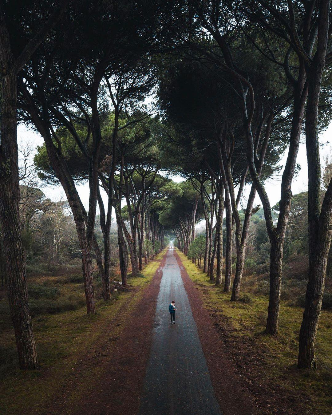 Пейзажи и приключения на снимках Тома Юэнеманна