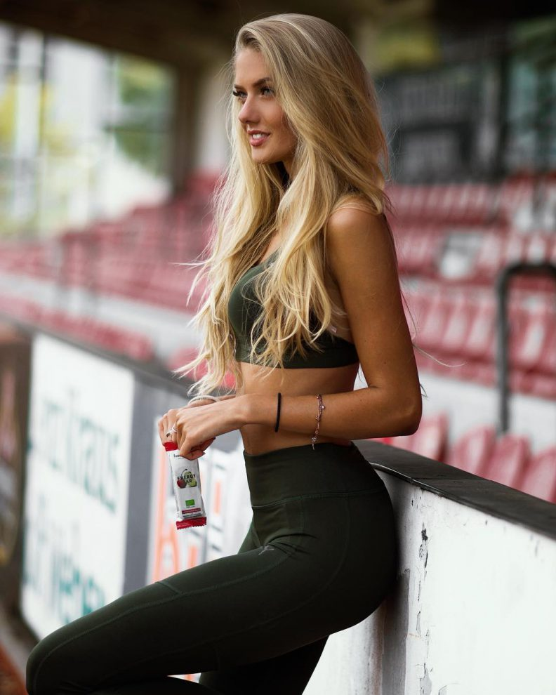 Самые красивые спортсменки мира фотосессии