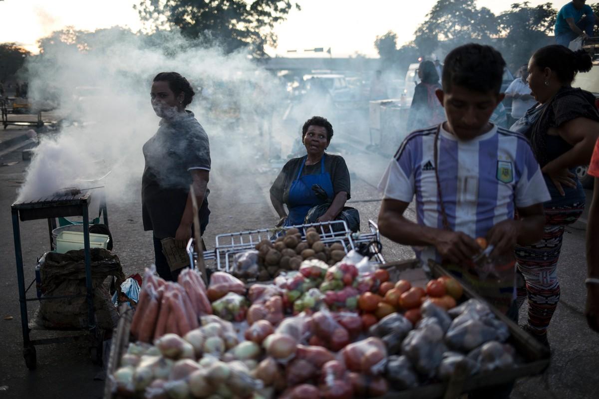 простые люди венесуэлы фото часто