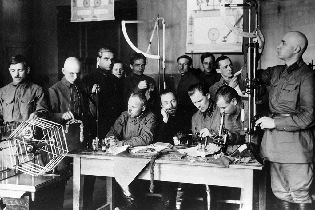 Фото того, как жили студенты в советские годы. ФОТО