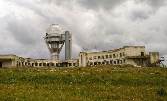 5 пустующих городов Казахстана: призраки в глубокой пустыне. ФОТО