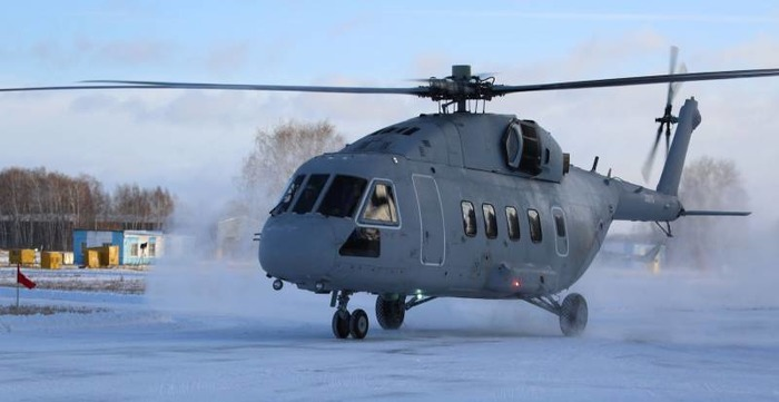 Удивительная история российского вертолета Ми-38