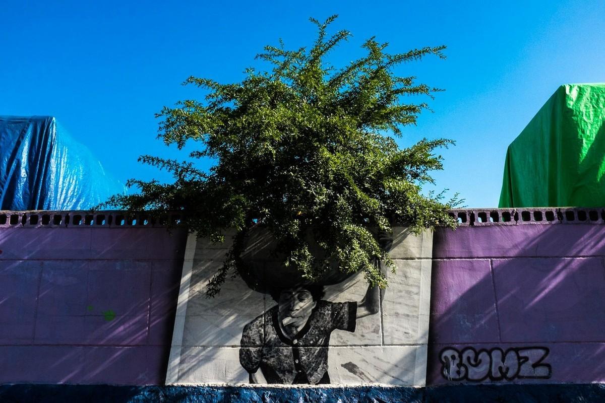 Уличный фотопроект Катарсис от Джеффри Де Кейзера