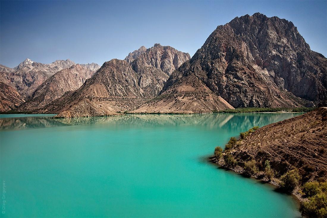 красивые горы таджикистана фото фотограф